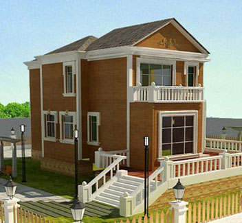 WPC Pre-Fabricated Houses in Delhi | Uttarakhand